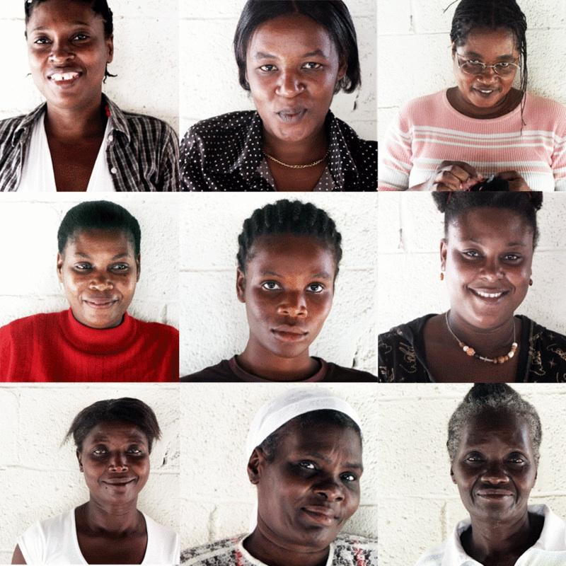 Women in Haiti