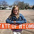 Wyoming Native on Her Birthday | 5.23.10