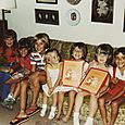 Marie's 5th Birthday | 1982