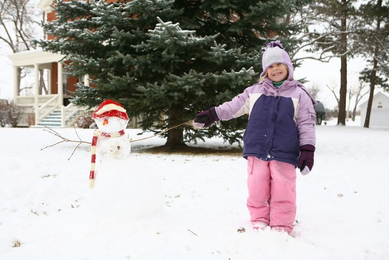Snowmanandgracie