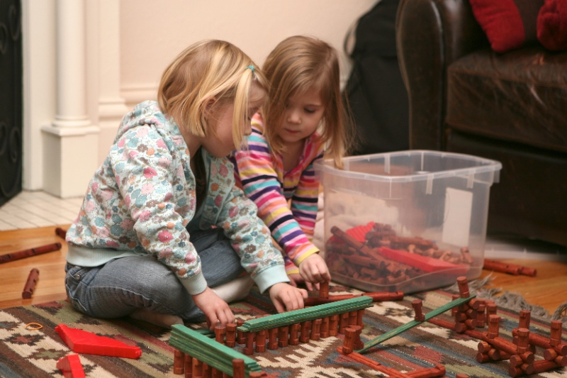 Lincoln Logs Plans. of Lincoln Logs (finally!