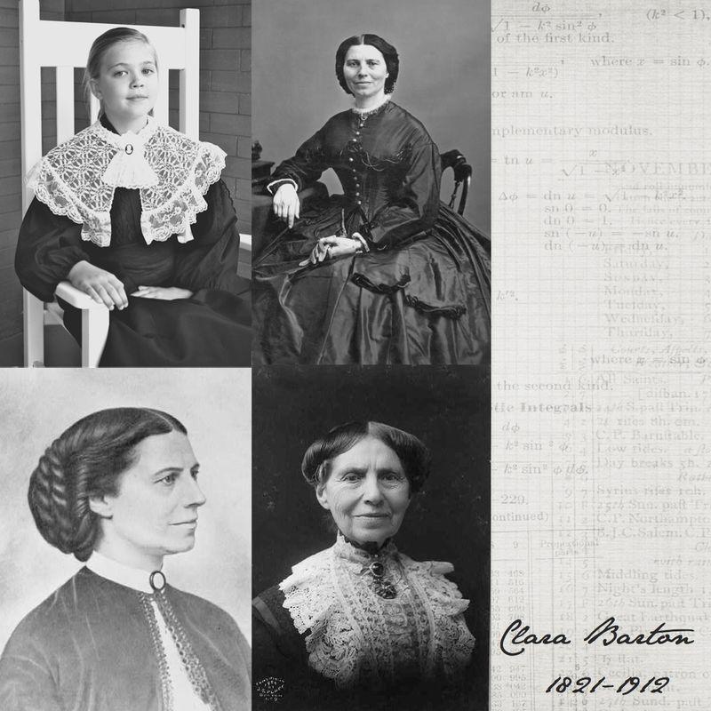 Clara collage