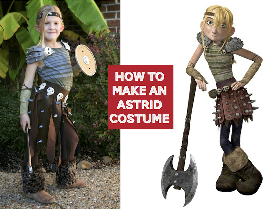 How to make an astrid costume a swoop and a dart november 05 2013 ccuart Image collections