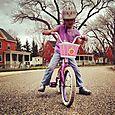 38/52 | Teach Bee To Ride a Bike