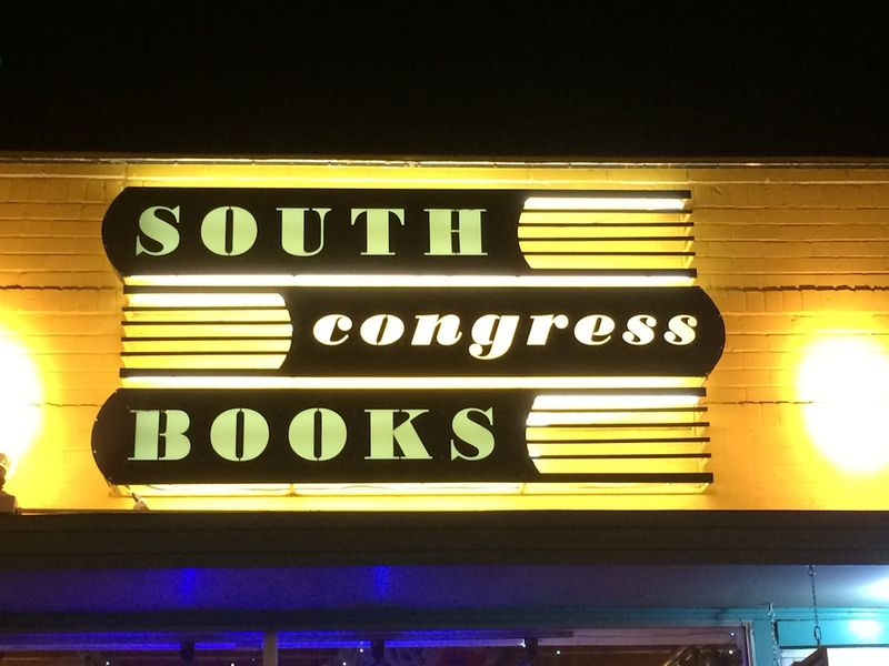 SouthCongressBooks