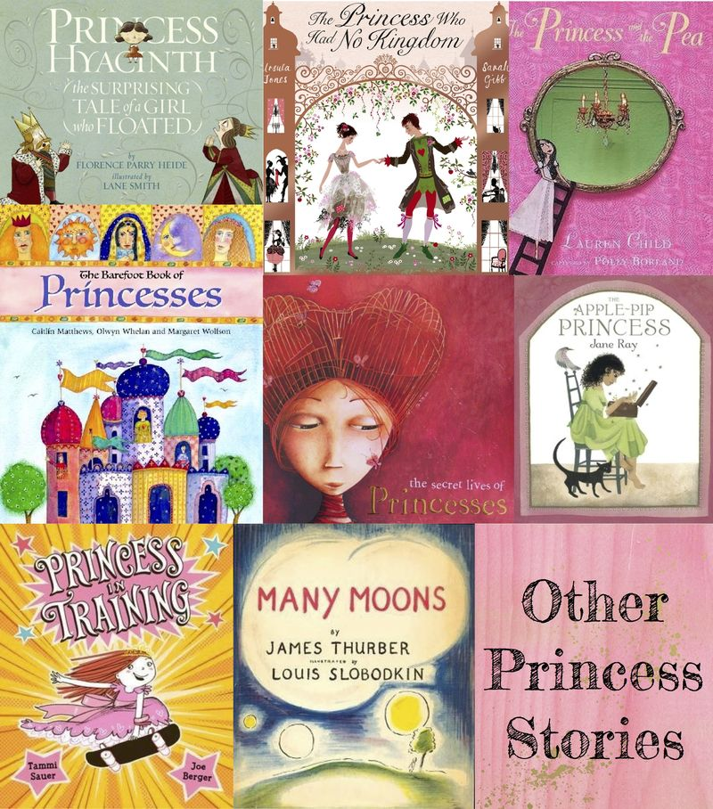 Other Princess Stories