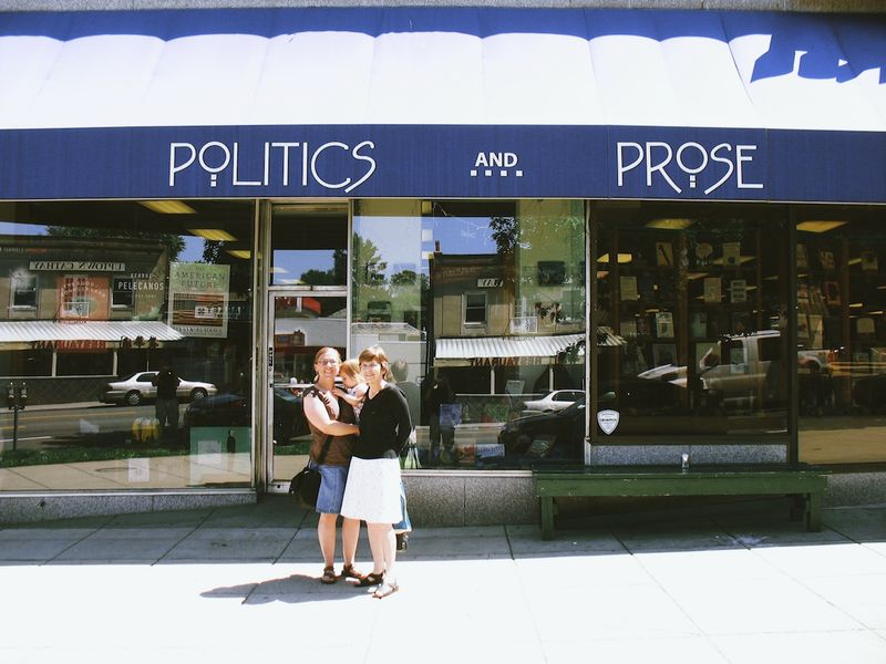 PoliticsAndProse