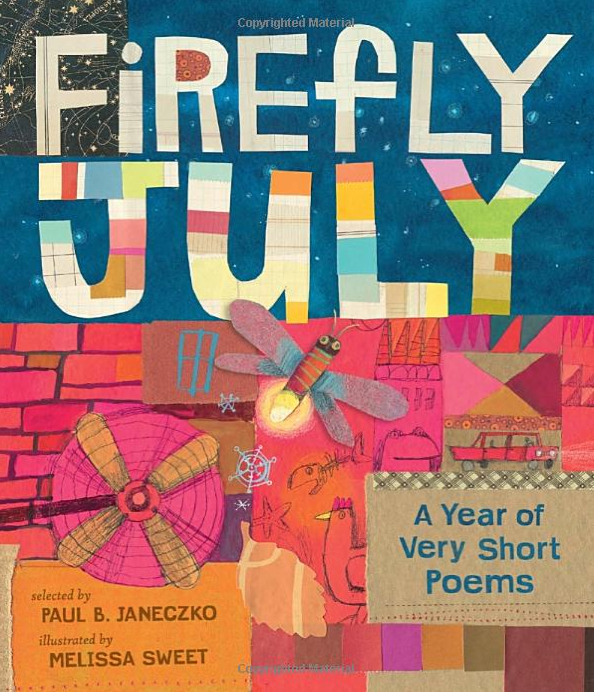 Firefly July cover