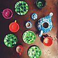 14/52 | The Painted Tea Set