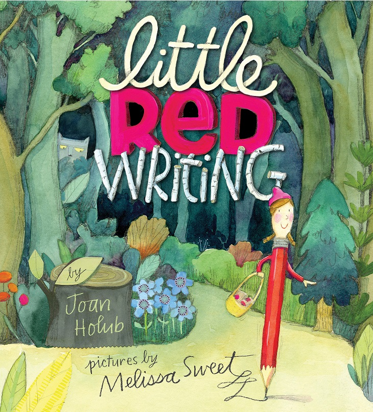 LittleRedWriting