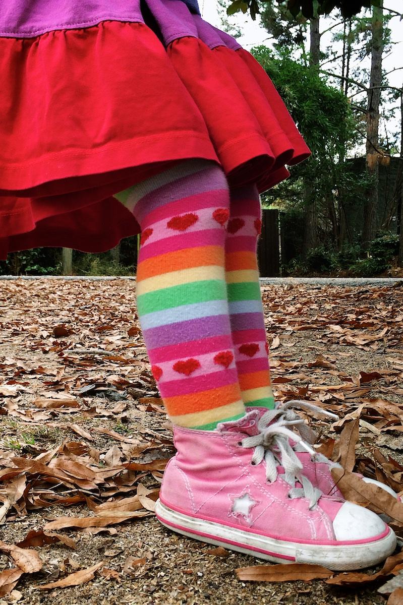 Rainbowlegs