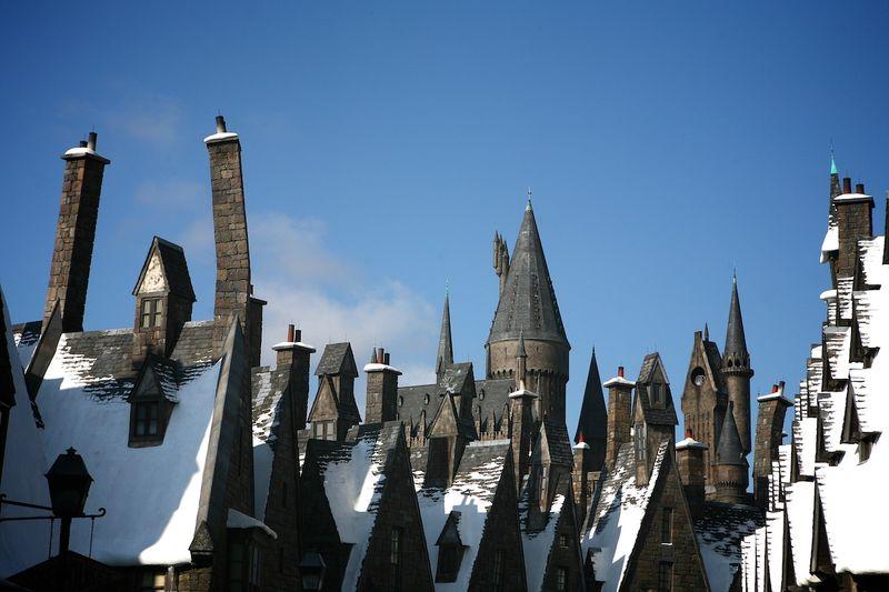 Harry Potter 2012