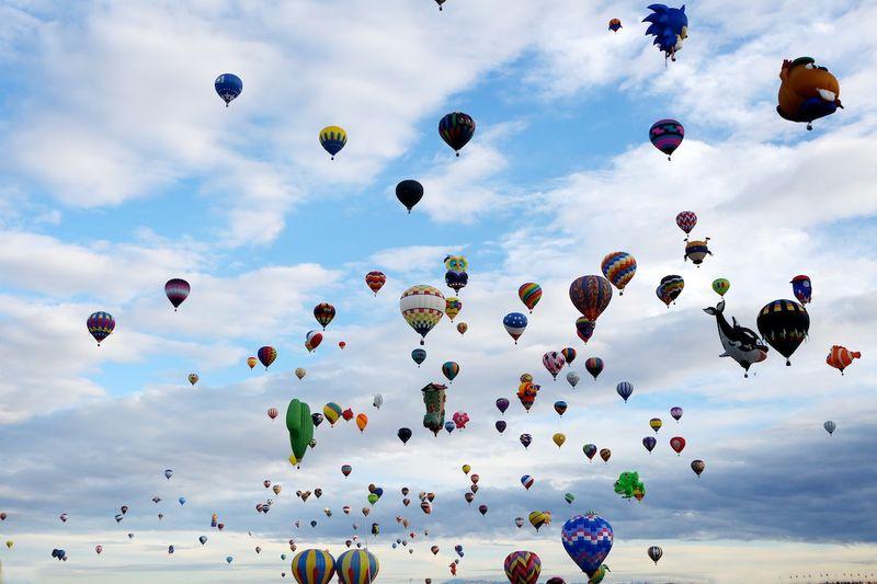 Albuquerque International Balloon Fiesta 8