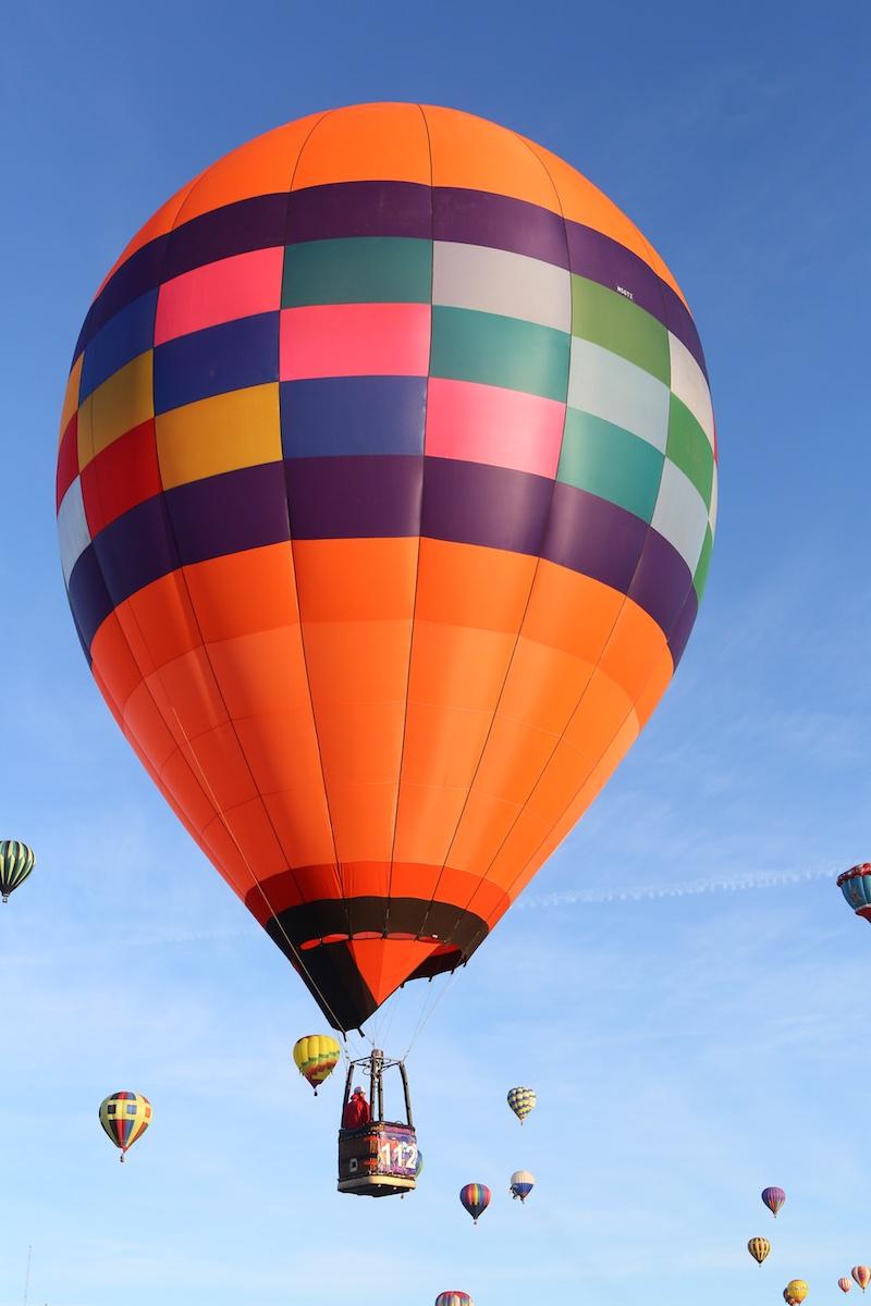 Albuquerque International Balloon Fiesta 21