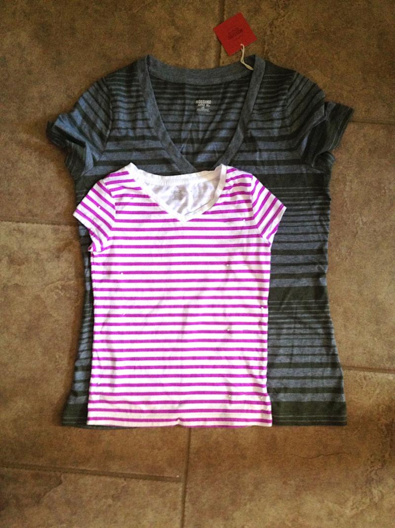 Astrid Shirt Remodel