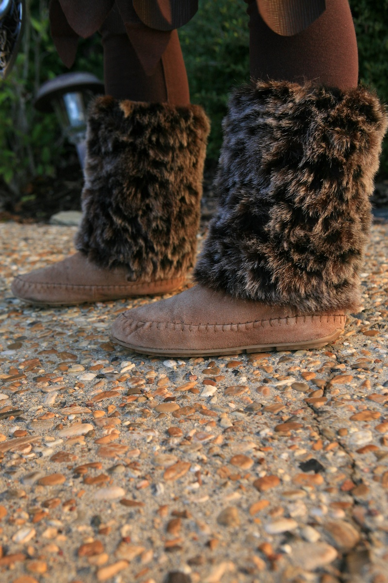 Astrid Faux Fur Boots