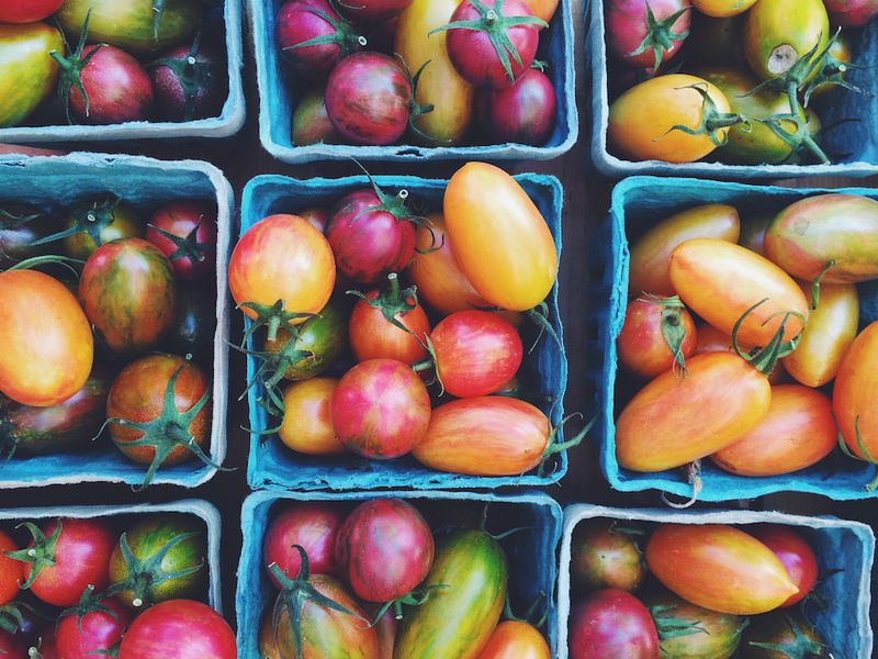Downtown Growers' Market 1