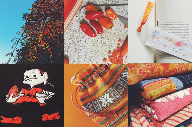 Color:Colour Orange