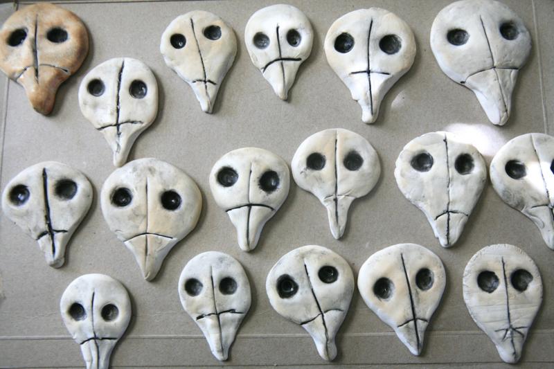 Finshed Model Magic Skulls