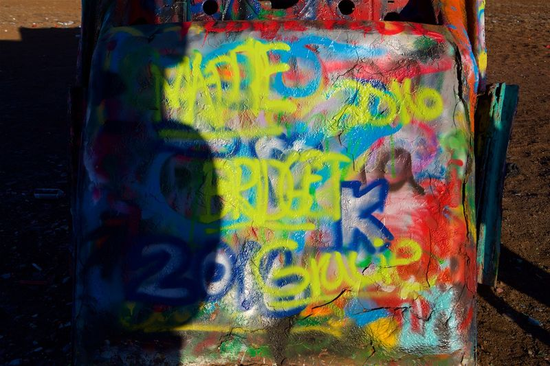 Cadillac Ranch 6