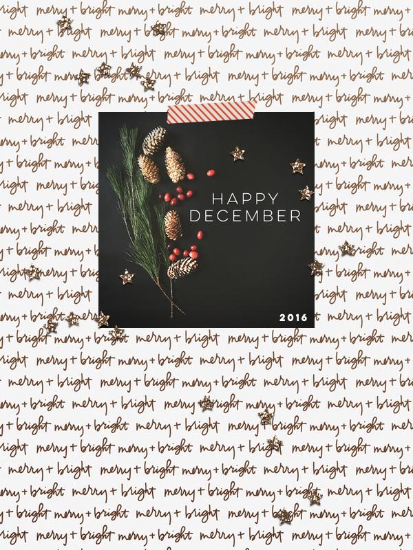 December cover