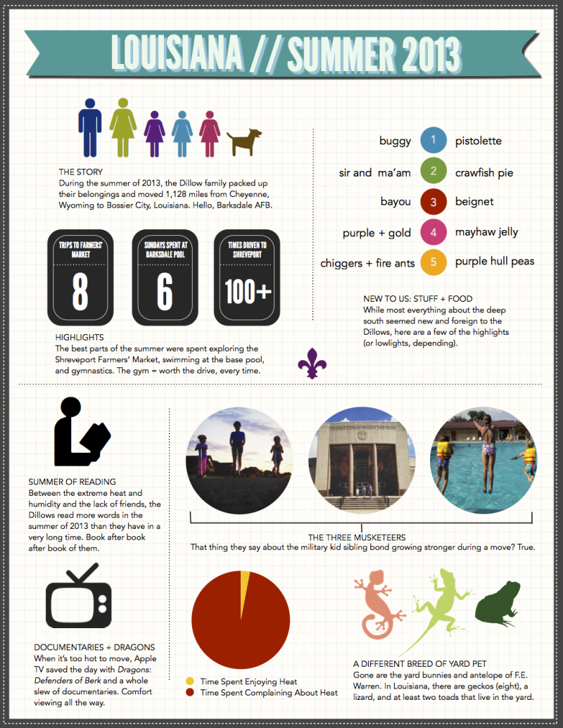 Dillow Infographic