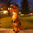 Neighborhood T-Rex