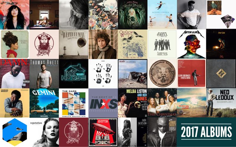 2017 albums2