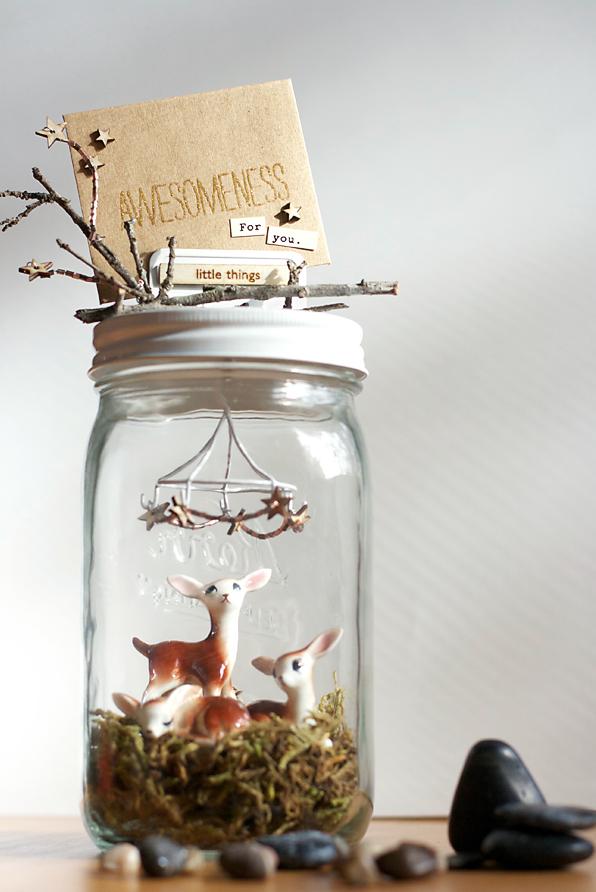 Cosmo Cricket jar
