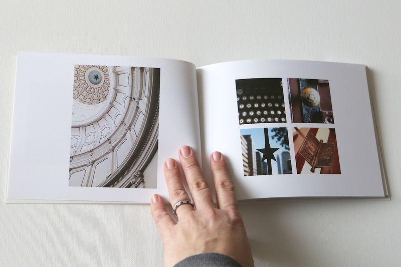 Austin AU book