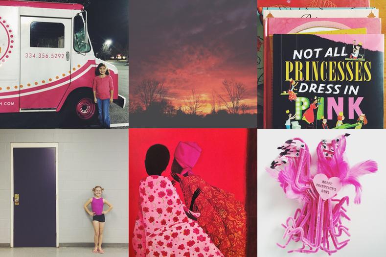 Color:Colour Pink