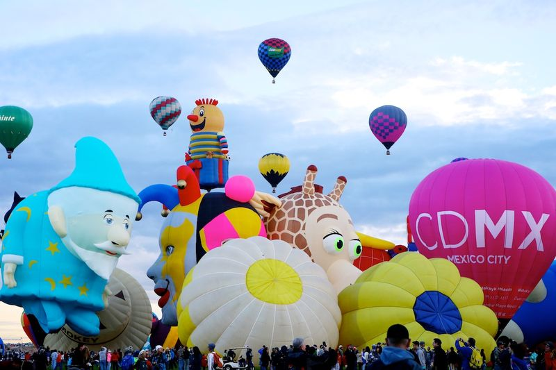 Albuquerque International Balloon Fiesta 5