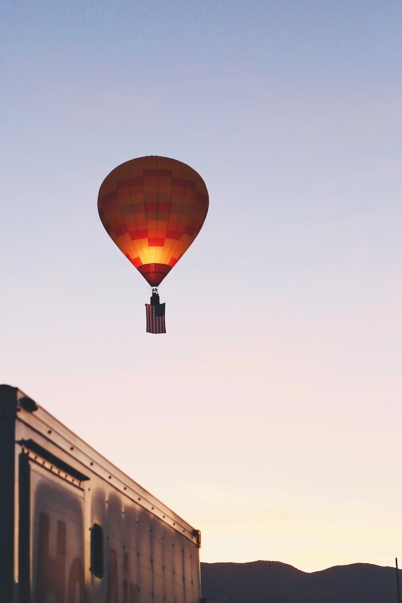 Albuquerque International Balloon Fiesta 18