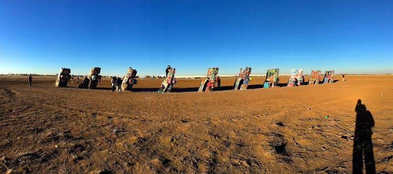 Cadillac Ranch 7