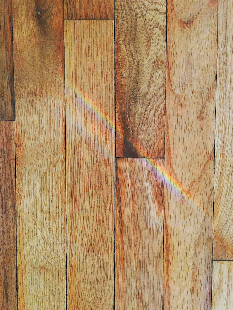 Kitchen rainbow