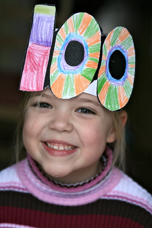 100th Day of School | 2.13.08
