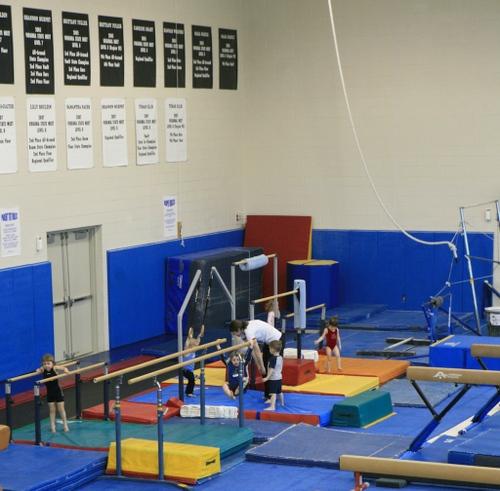 Big Girl Gymnastics | 1.23.08