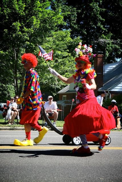 As Far As Clowns Go, These Were Pretty Good.