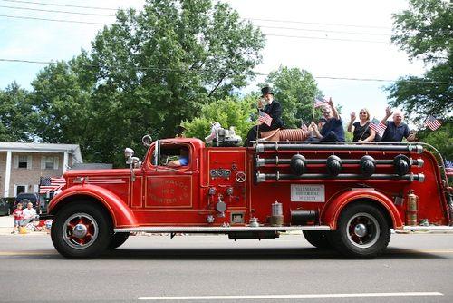 One of a Bazillion Firetrucks