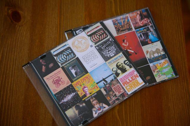 3/52 | Mix CDs