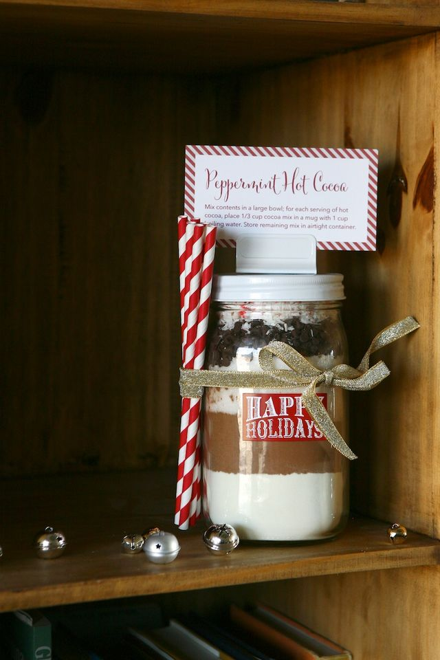 11/52 | Cosmo Cricket Cocoa Jar Gift