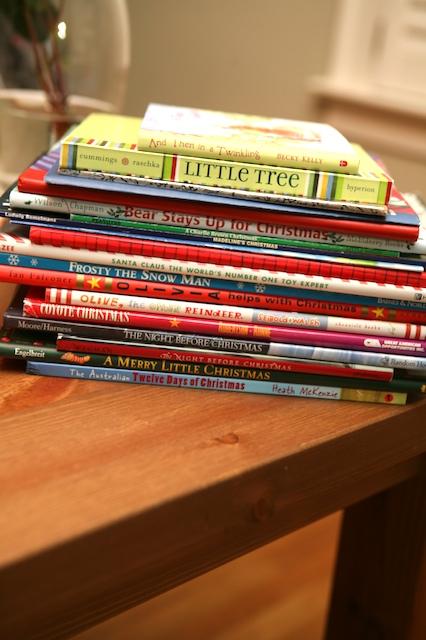 Christmas Book Collection | December 21