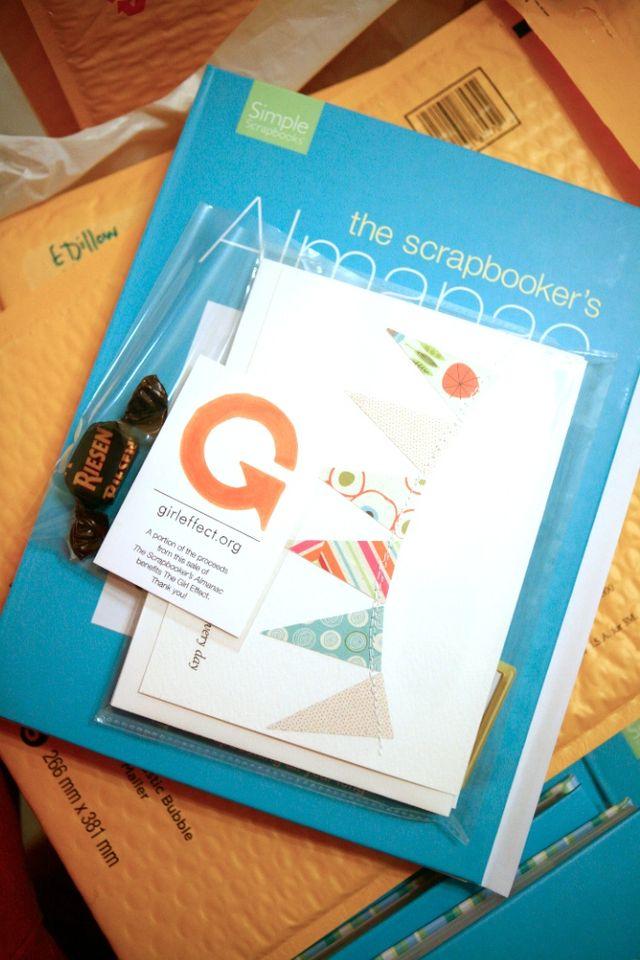 Packing Fun Mail | 2.9.11