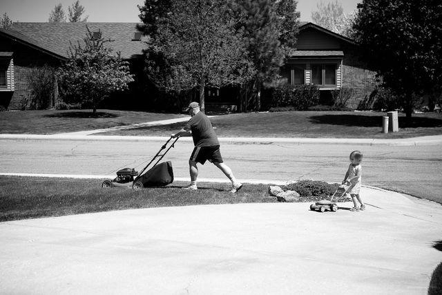 Lawn Service | 5.30.10