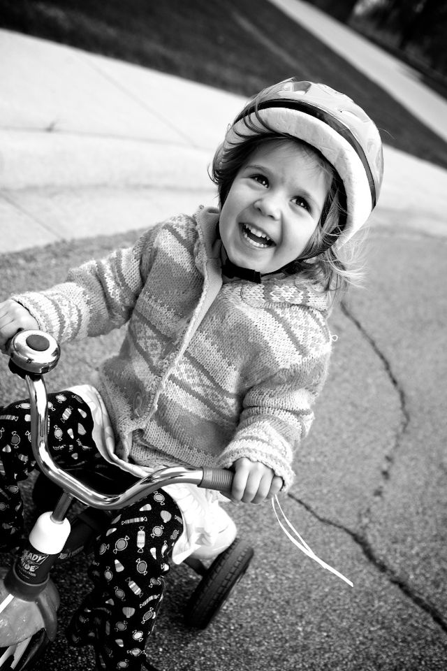 Tricycle Chasing | 5.03.10
