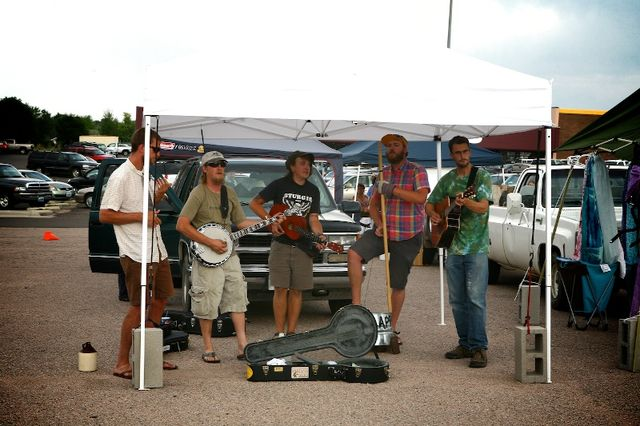 Farmers' Market Music | 9.1.09