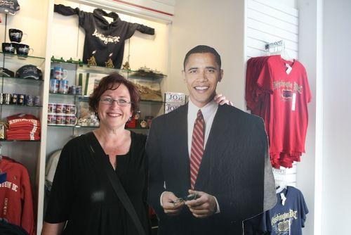 Ms. Dent-Pruks Visits Washington