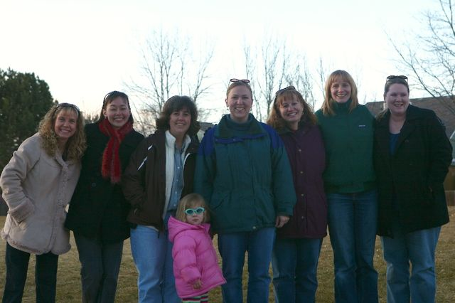 And the Mamas....