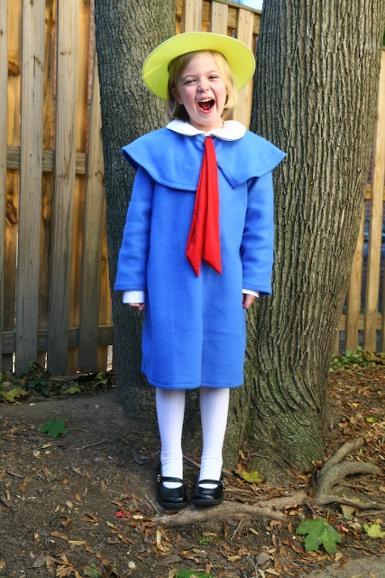 Surprise Costume Revealed
