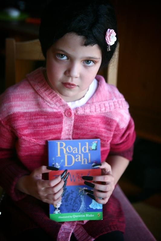 Our Little Book Nerd